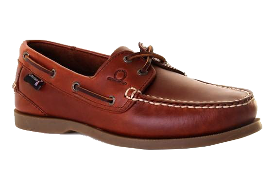 Chatham Big Size Deck 2 G2 Boat Shoe in Chestnut