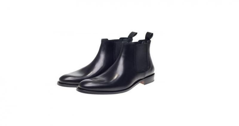 John White Chelsea Boots at English Brands – Brand New for Christmas