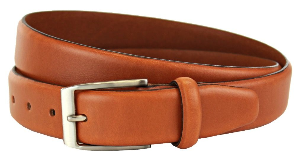 The British Belt Company Langham Tan Belt