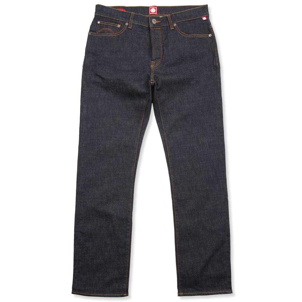 Pretty Green Burnage Regular Fit Jean In R Rinse Wash