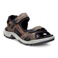 ECCO Offroad Sandals in Cocoa Brown