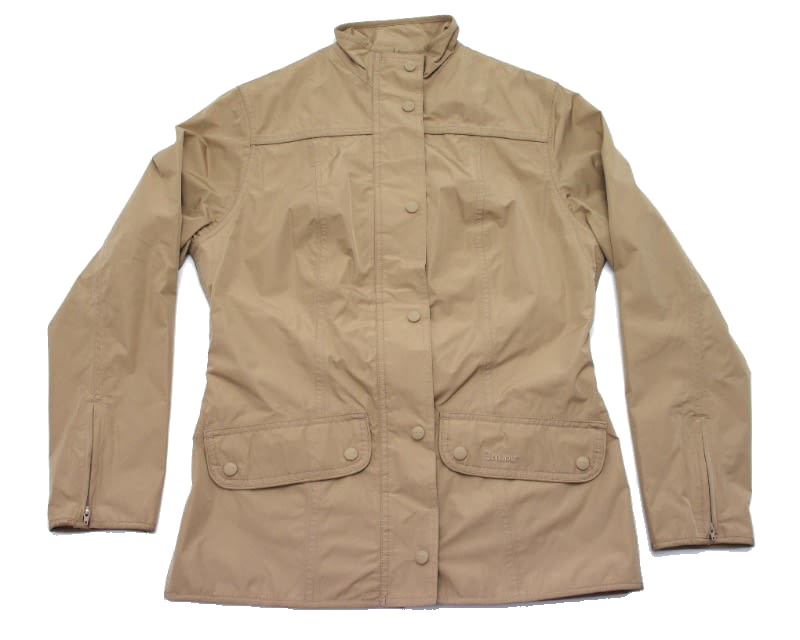 Barbour Featherweight Newbourne Jacket in Sand