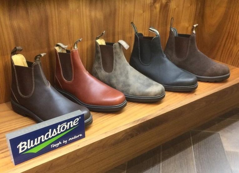 Blundstone Boots at English Brands - Premium Footwear since 1870