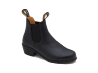 Blundstone 1671 Heel Boots In Black