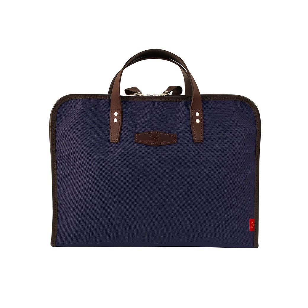 Chapman Findhorn Folio Bag In Navy
