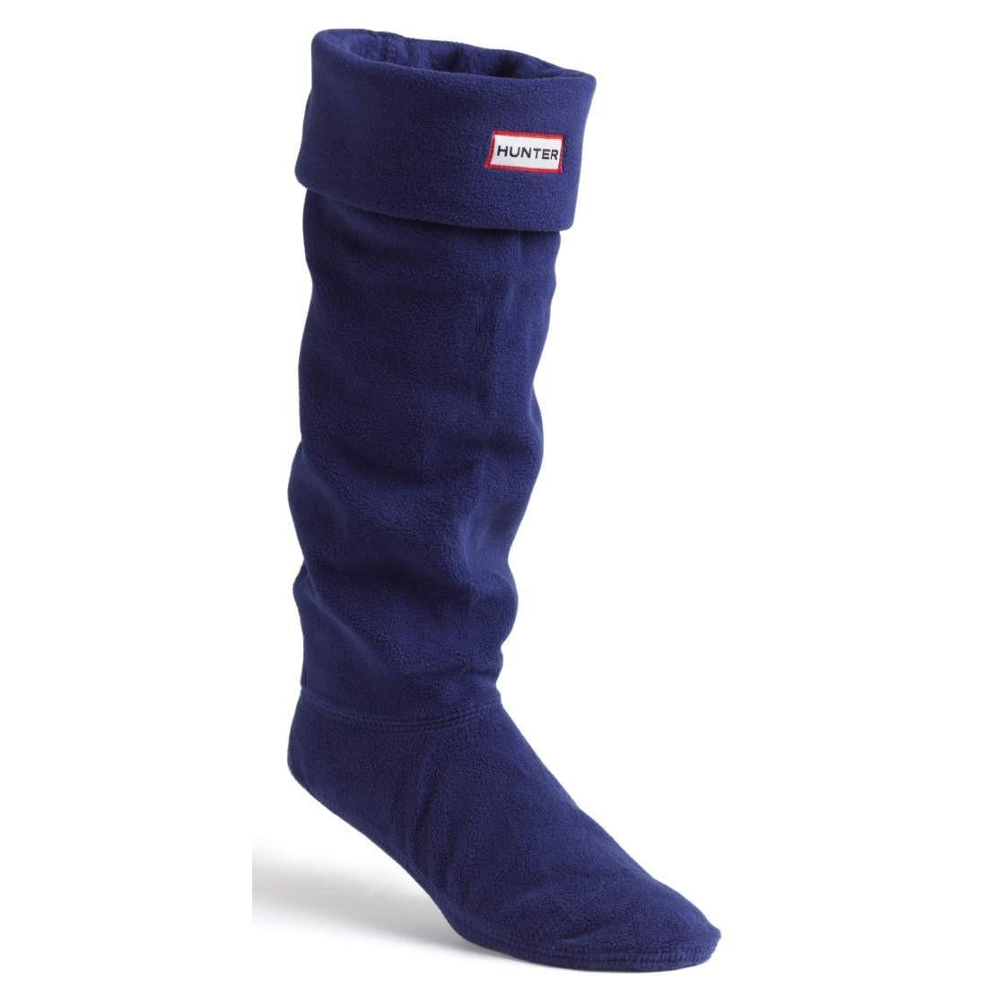 Hunter Unisex Welly Socks Navy