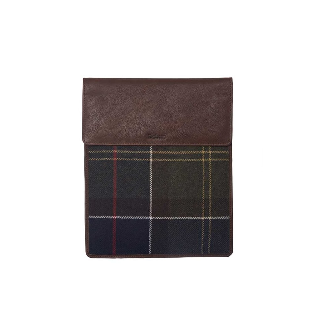 Barbour Tartan Ipad Case