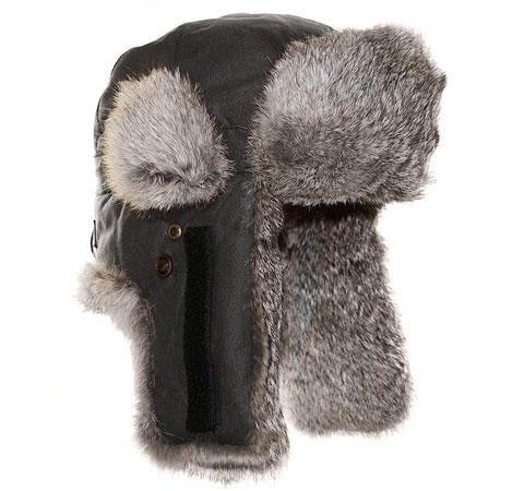 02bfe06adb0 Stetson Unisex Boulder Trapper Hat Black