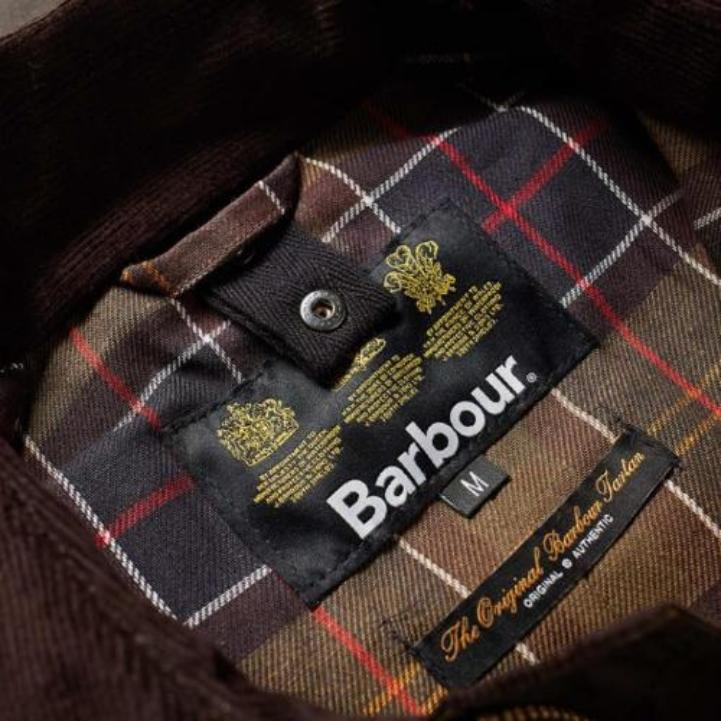 Barbour at English Brands - The Outdoor Brand