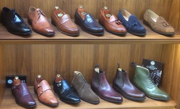 English Brands' Joseph Cheaney Collection