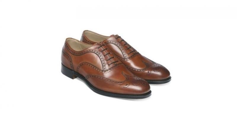 Luxury Designs at English Brands - Shoes Maketh the Man