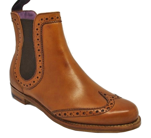 Barker Ladies Sabrina Boot in Cedar Calf