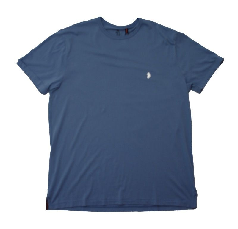 Luke Skinny Charmers Slim Fit T-shirt in Blue