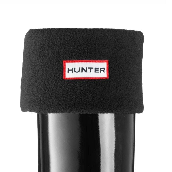 Hunter Unisex Welly Sock Black