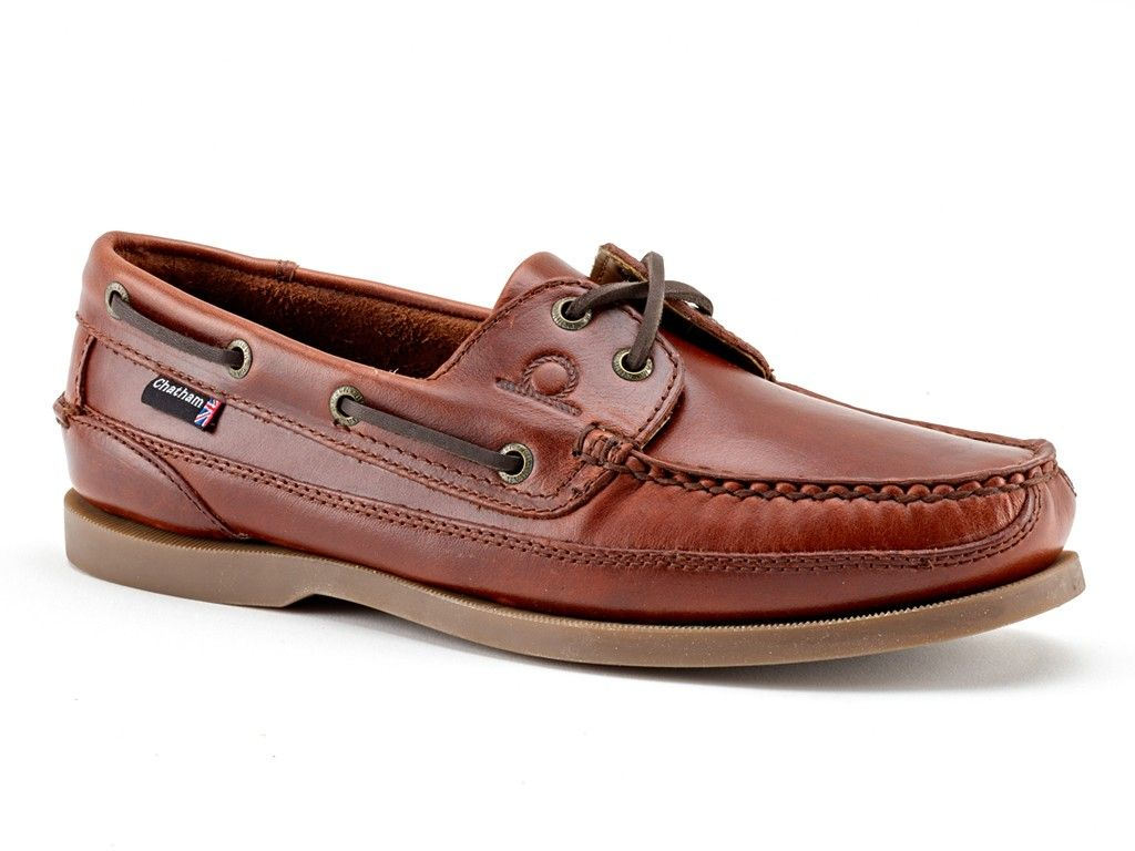 Chatham Kayak II G2 Boat Shoes in Seahorse