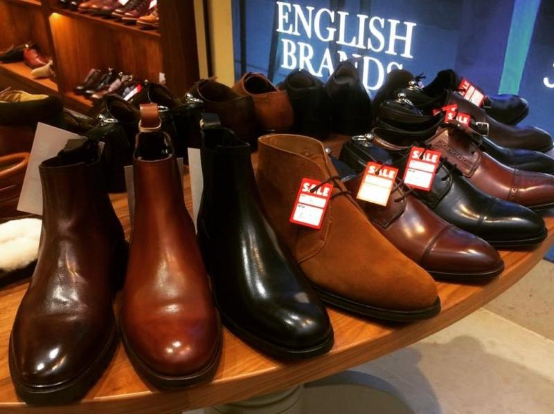 The English Brands Sale Continues – Make an Intelligent Investment Now to Reap the Rewards Later