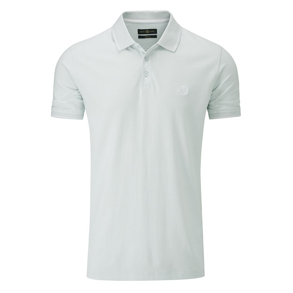 Henri Lloyd Abington Regular Polo in Ballad Blue