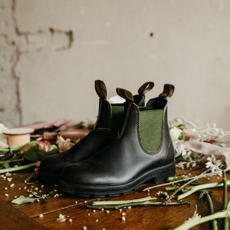 Blundstone Boots at English Brand's - Tough Boots for a Tough Year