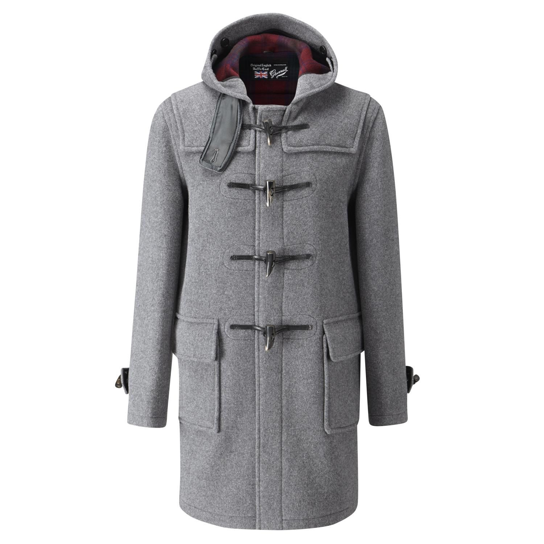 Gloverall Morris Duffle Coat | Blauw | Jassen | M3512CT