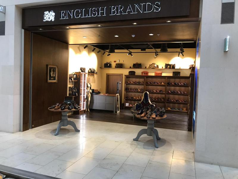 English Brands – This Weekend's Shopping Weekend Event
