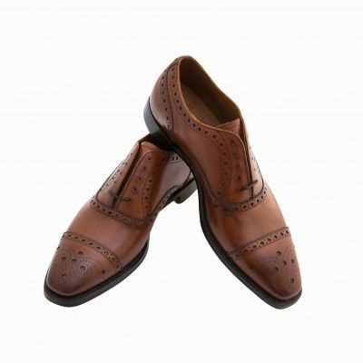 The History of Brogues at English Brands