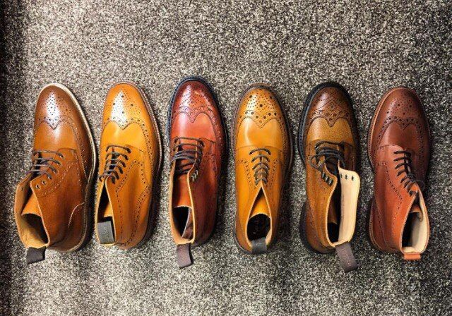 Brogue Boots at English Brands – The Perfect Boot for the Festive Season