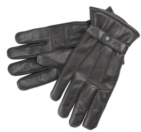Barbour Burnished Thinsulate Gloves in Black