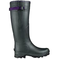 Hunter Balmoral Lady Neoprene Wellington High Boot