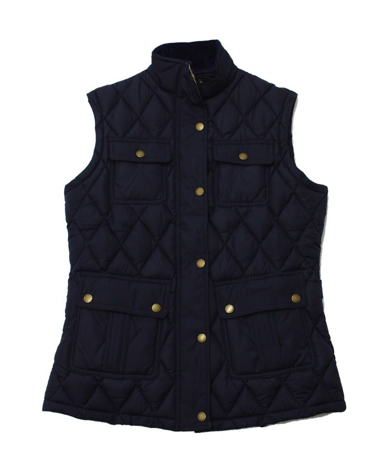 Barbour Swinburn Gilet in Navy