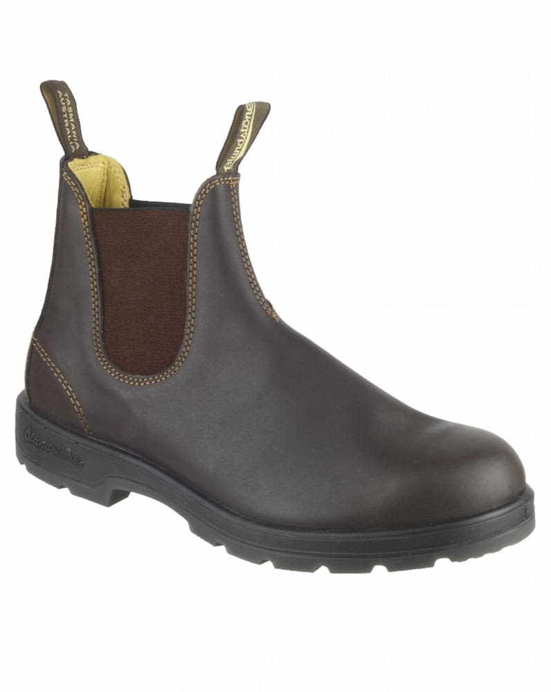 Blundstone 550 Classic Chelsea Boot in Walnut