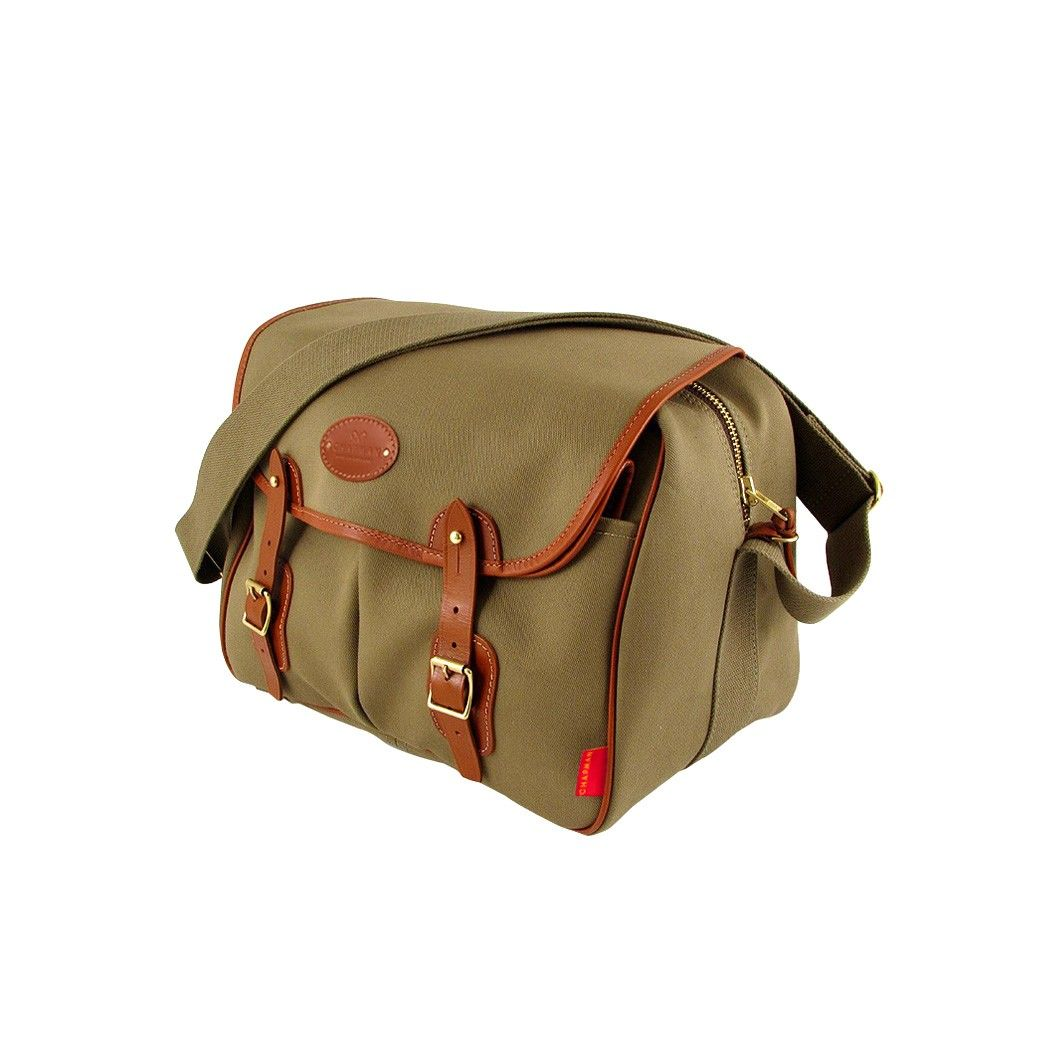 Chapman Explorer 14 Shoulder Bag in Olive