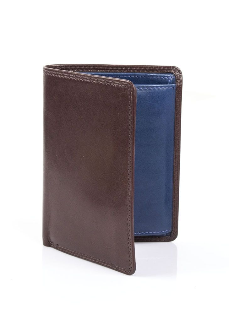Dents Tall Billfold Wallet