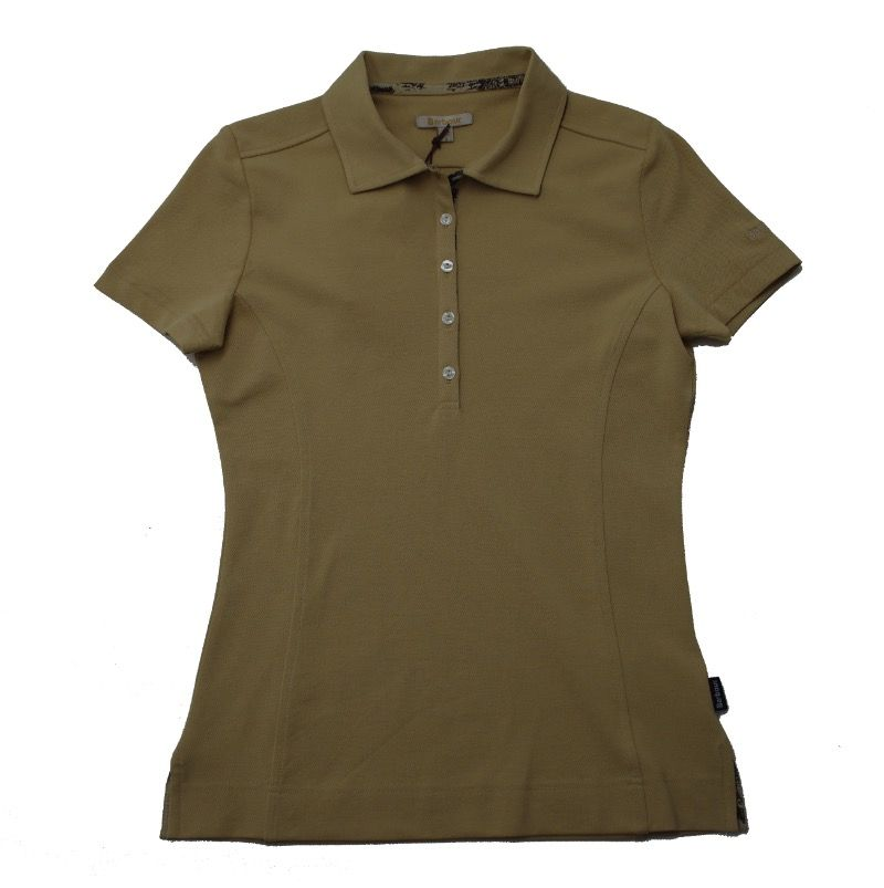 Barbour Thread Polo in Dark Pearl