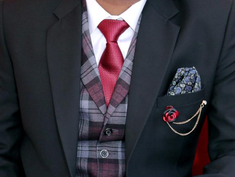 What Should A Man Wear To A Wedding? A Guide To Men's Wedding Attire