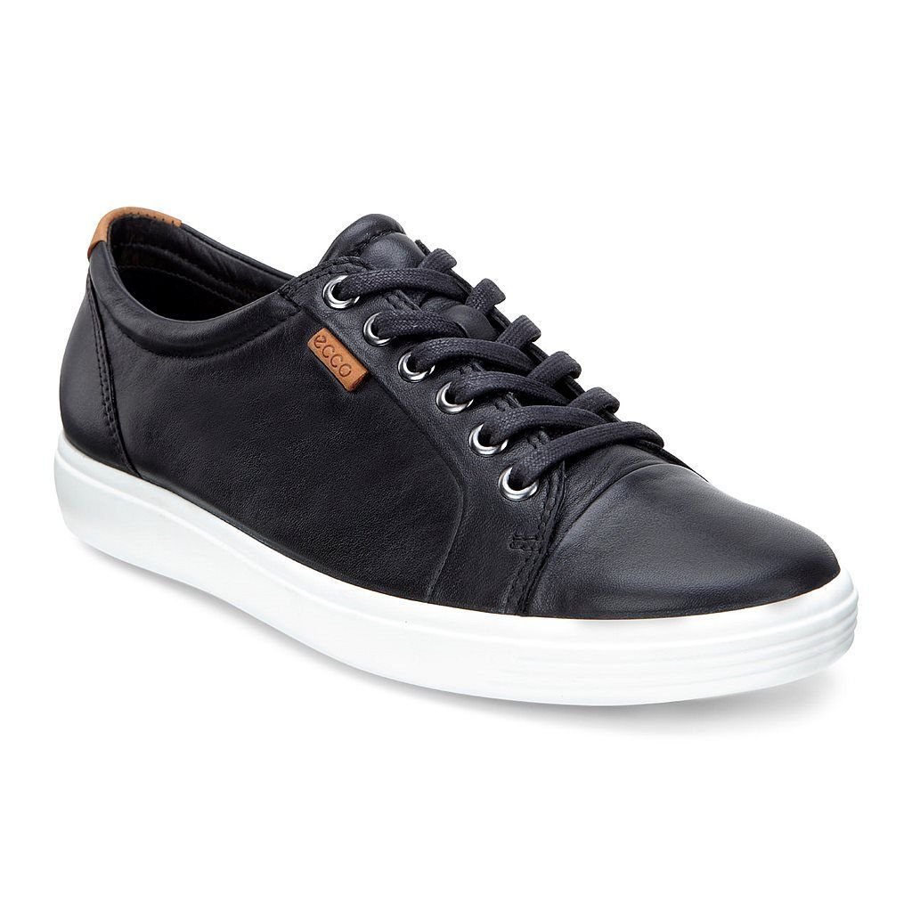 ECCO Soft 7 W Sneakers in Black Droid.jpg