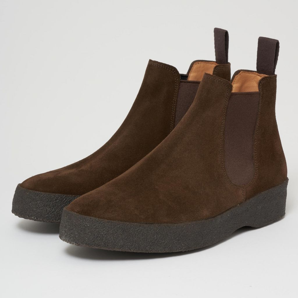 Chocolate Adam Suede Chelsea Boot.jpg