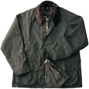 Barbour Classic Bedale Waxed Jacket in Olive.jpg