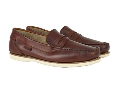 Chatham Faraday Loafer in Coffee