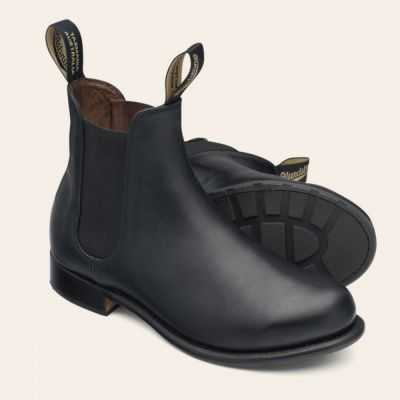 Blundstone 153 Chelsea Boots in Black