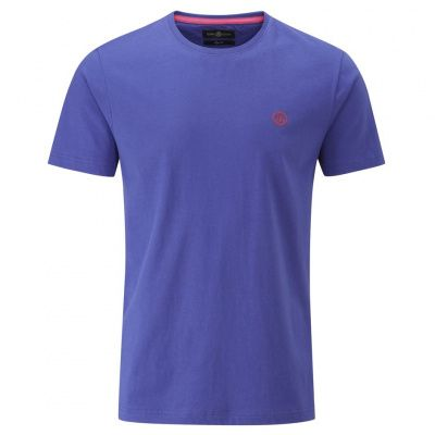 Henri Lloyd Radar Club Regular T-Shirts in Azure Blue
