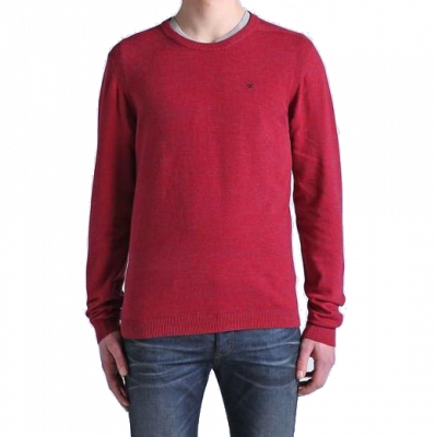 Diesel K-Manik Jumper in Red