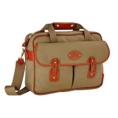 Chapman Folio Bag In Khaki