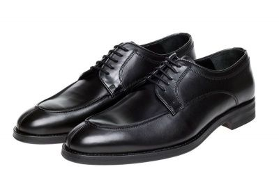 John White Rialto Derby Shoes in Black