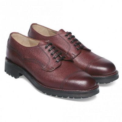 Joseph Cheaney Cairngorm II R Country Derby Veldtschoen in Burgundy Grain