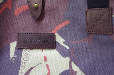 Barbour Challenger Shopper Bag in Camouflage