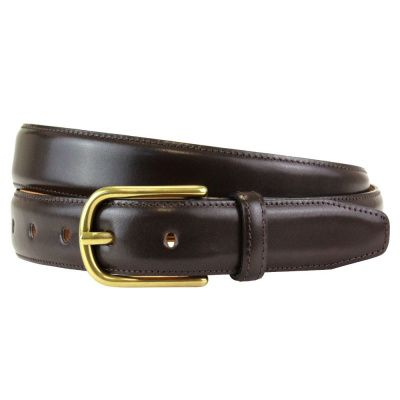 The British Belt Company Fairford Espresso Belt