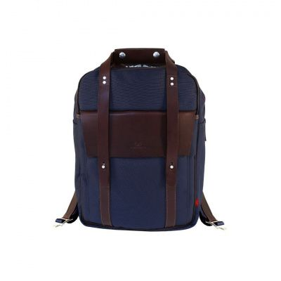 Chapman Ribble Rucksack In Navy
