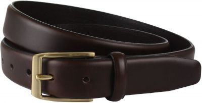 The British Belt Company Langham Brown Belt