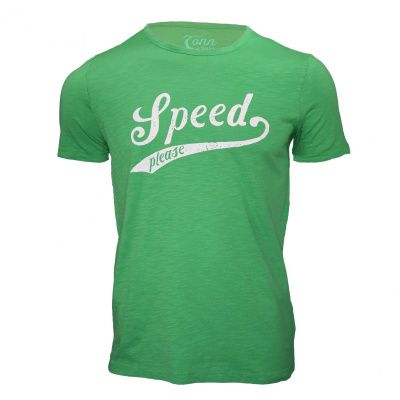 Tonn T-Shirt Speed in Green