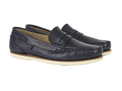 Chatham Faraday Loafer in Navy